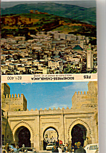 Views Of Sochepress Casablanca Morocco Sf0509