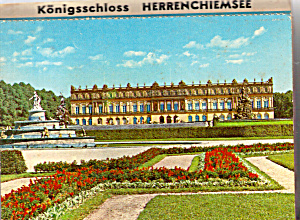 Views Of Konigschloss Herrenchiemsee, Germany Sf0510