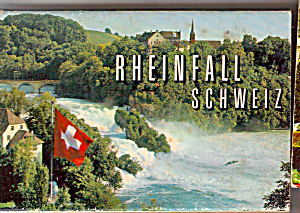 Views Of Rheinfall Schweiz Switzerland Sf0511 Sf0511