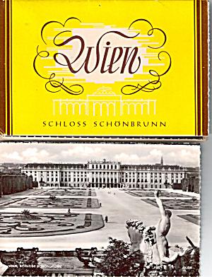 Schloss Schonbrunn, Wien, Austria (Image1)