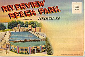 Pennsville, New Jersey Souvenir Folder (Image1)