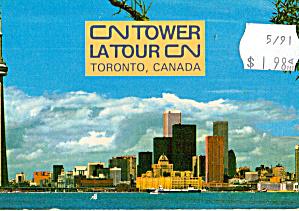 Toronto, Ontario, Canada Souvenir Folder (Image1)
