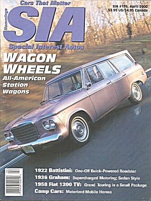 Special Interest Autos All American Station Wagons Apr 2000 Sia00 04