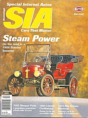 Special Interest Autos 1908 Stanley Steamer SIA02 02 (Image1)