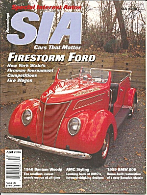Special Interest Autos Firestorm Ford SIA04 04 (Image1)