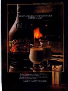 Baileys Irish Cream Ad Sm028209 Feb 1982