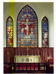 Christ Church Bahamas Postcard (Image1)