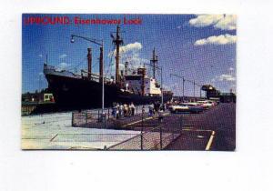 Eisenhower Lock Postcard  t0050 (Image1)
