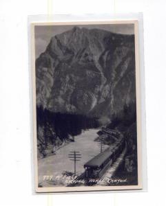 Kicking Horse Canyon Postcard t0071 (Image1)