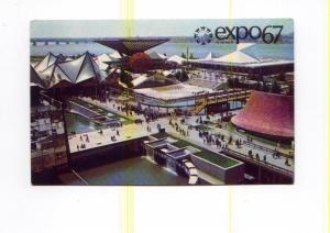 Canadian Pavillon Expo 67  Postcard t0091 (Image1)