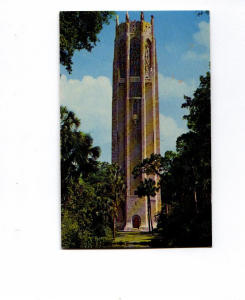 Singing Tower Lake Wales FL  Postcard t0094 (Image1)