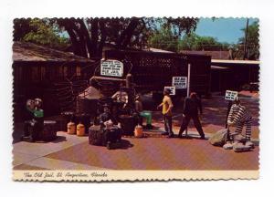 Old Jail St Augustine FL Postcard t0126l (Image1)