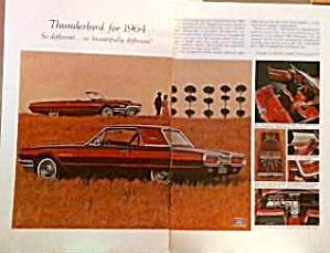 1964 Ford Thunderbird 2 Door Hardop Tbird047 (Image1)