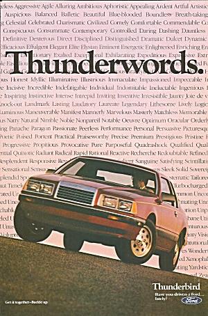 Thunderbird 2 Door tbird23 (Image1)