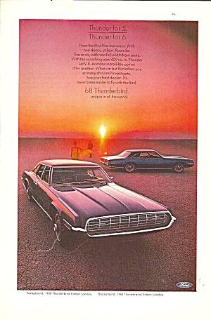 1968 Thunderbird Landau 4 Door tbird35 (Image1)