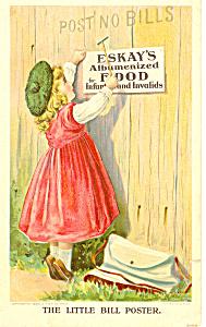 Eskays Albumenized Food Trade Card tc0083 (Image1)
