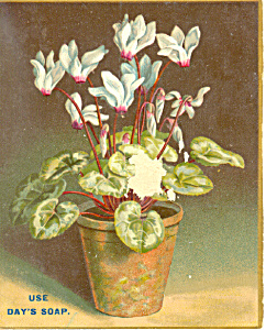 Day's Soap. Philadelphia,PA Victorian Trade Card (Image1)