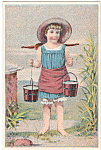 The Star Washer Trade Card Tc0163