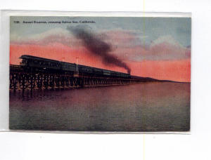 B and N Sunset Express   Postcard u0026 (Image1)