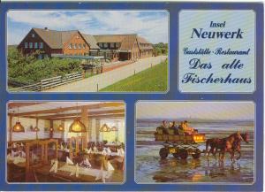 Mountain Scene Austria Postcard u0066 (Image1)