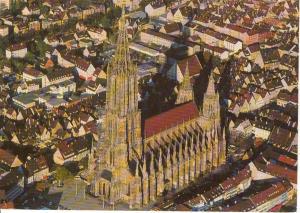 Ulm an der Donau Postcard u0109 (Image1)