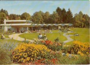 Kurhaus Hotel   Black Forest Postcard u0111 (Image1)