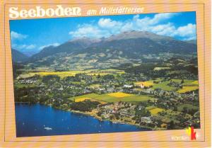 Seeboden Austria Postcard (Image1)