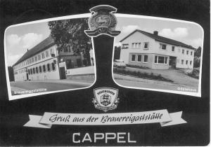 Brewery and Hotel German Postcard (Image1)