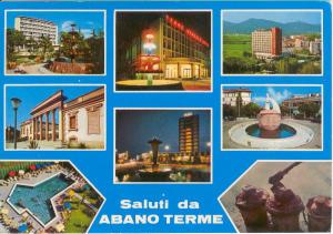 Abano Terme Italy Postcard v0048 (Image1)