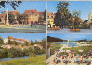 Furstenfeld Austria Postcard v0082 (Image1)