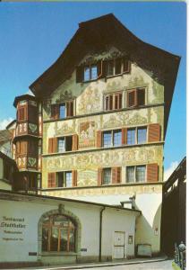 Bavaria Forest Germany Postcard v0098 (Image1)