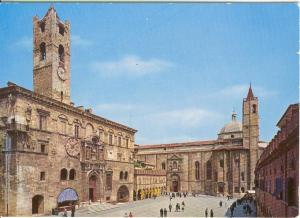 Ascoli Piceno Italy Postcard v0129 (Image1)