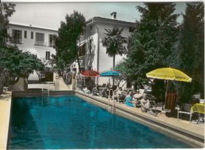 Lake Garda Villa Luisi Italy Postcard v0142 (Image1)