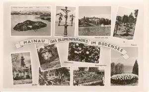 Mainau Bodensee Germany Postcard v0149 (Image1)