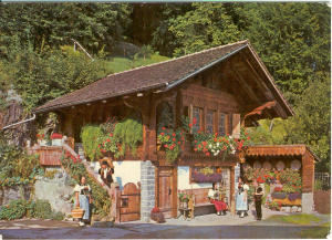Berner Oberland Postcard (Image1)