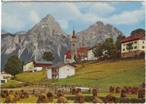 Lermoos Austria  Postcard v0157 (Image1)