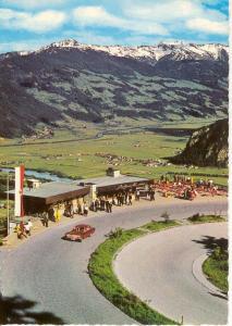 Zillertal Tirol Austria  Postcard v0175 (Image1)