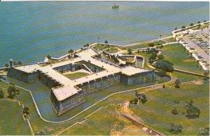 Castillo De San Marcas FL Postcard v0225 (Image1)