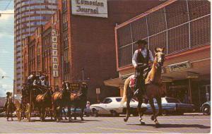 Klondike Days Alberta Canada Postcard (Image1)