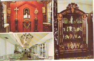 Creighton s Restaurant Museum Postcard v0247 (Image1)