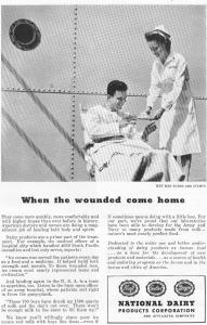 Sealtest Wounded Come Home Ad w0001 (Image1)