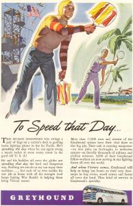 Greyhound Speed That Day Ad (Image1)