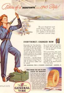 General Tire Rosie the Riveteer Ad w0049 (Image1)