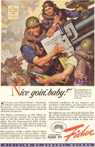 General Motors WWII Weapons Volume Ad w0101 (Image1)