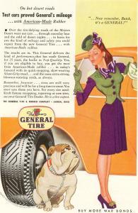 General Tire Butch the Bulldog Ad (Image1)