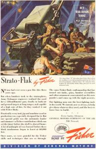 General Motors WWII  120 mm Gun Ad w0320 (Image1)