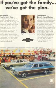 Chevrolet Caprice Estate Wagon Ad (Image1)