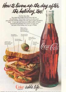 Coca Cola  Ad w0368  Ca 1978 (Image1)