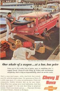 Chevy Nova II 400 Wagon Ad (Image1)