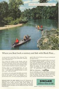 Sinclair Oil Missouri Ozarks Ad w0385 (Image1)